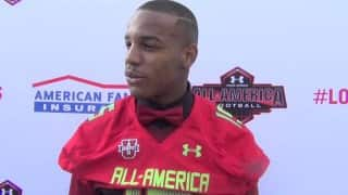 MARSHALL an UNDER AMOUR ALL AMERICAN